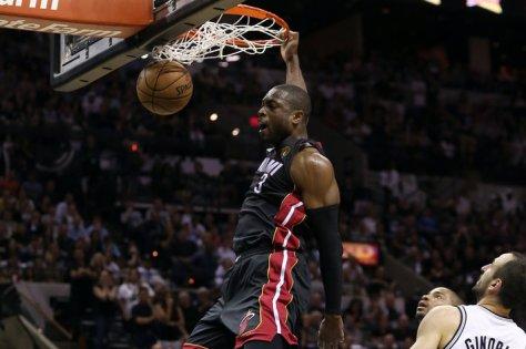Miami Heat v San Antonio Spurs - Game Four