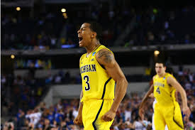 Trey Burke proved his toughness with clutch play in the NCAA tournament.