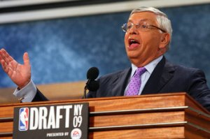 FILE: NBA Commissioner David Stern To Retire In 2014