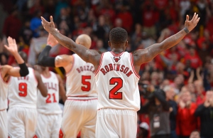 Nate Robinson will be missed in Chicago