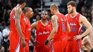 Clippers starters
