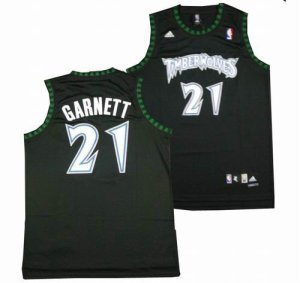 Timberwolves Black