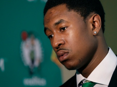 MarShon is not looking great.