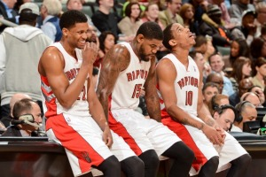 Charlotte Bobcats v Toronto Raptors