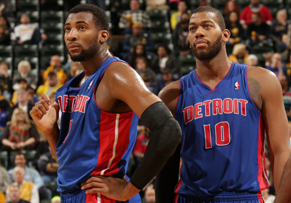 2014-15 League Pass Legends: Detroit Pistons