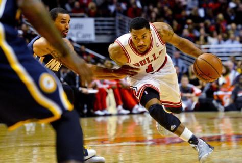 The Bulls need Derrick Rose to be himself again.