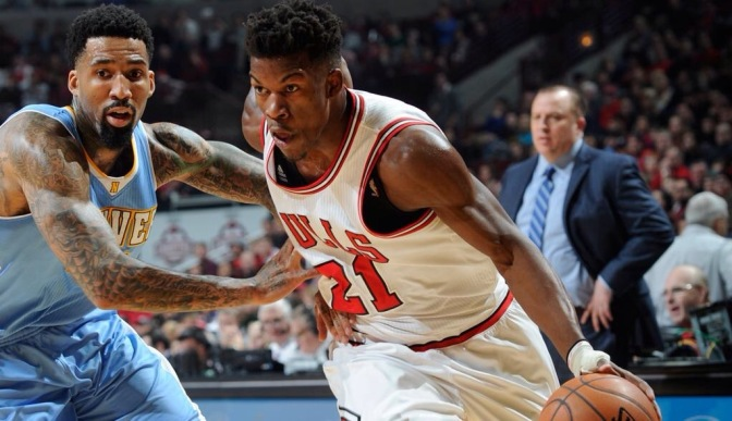 BULLet Points: Bulls Strike Gold Late Against The Nuggets