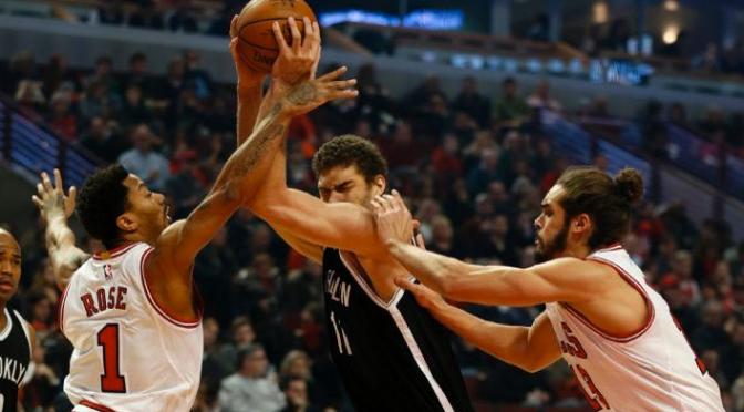 BULLet Points: Nets Snap Bulls Win Streak