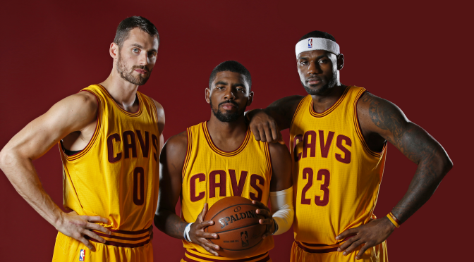 What Are The Cavs Doing?