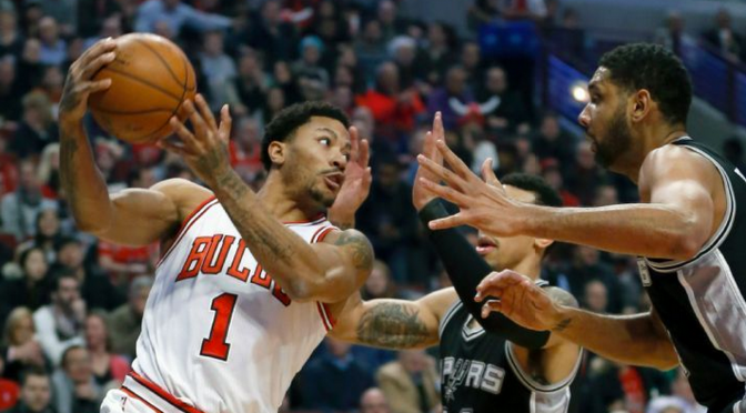 Breaking Down The New Derrick Rose