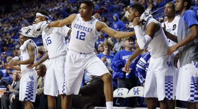 Steve's NCAA March Madness Tournament Guide  3/19/15