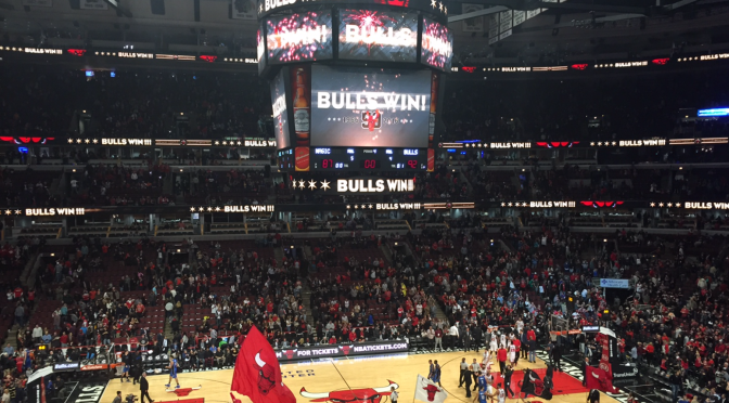 BULLet Points: Bulls hold onto tight victory against Magic