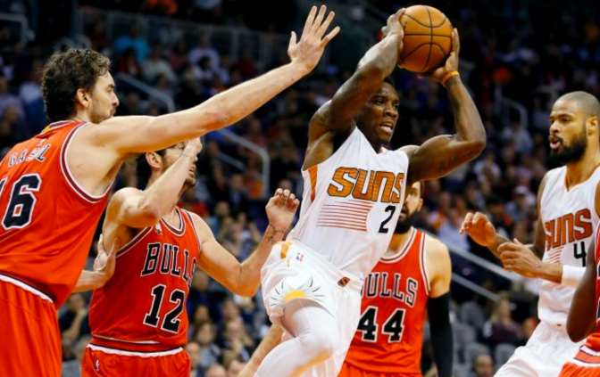BULLet Points: Butler's 32 leads Bulls to victory in Phoenix