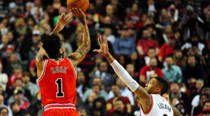BULLet Points: Bulls get first win in Portland since 2007