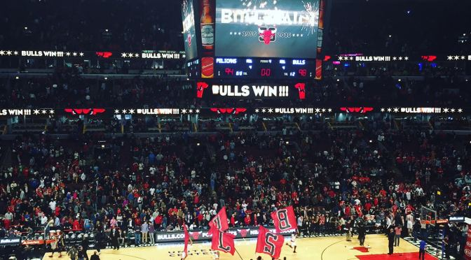 BULLet Points: Joakim Noah turns back the clock in Bulls victory