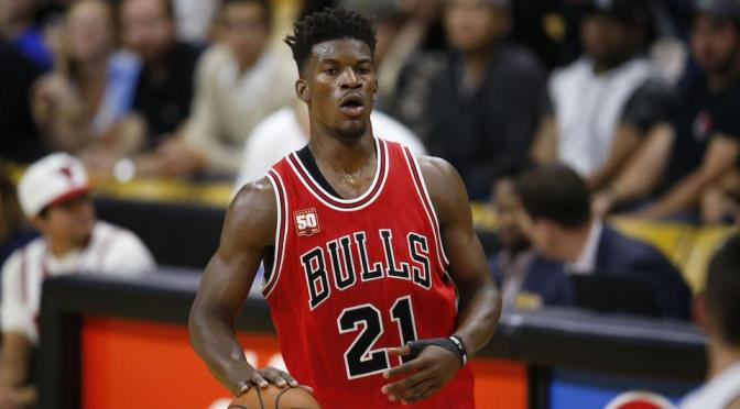 Jimmy Butler is evolving, and not just his personality