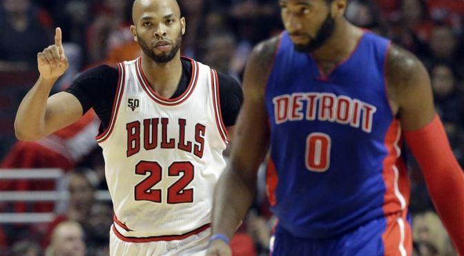 BULLet Points: Pistons defeat Bulls in 4OT thriller