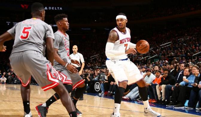 BULLet Points: Knicks spoil Bobby Portis Night