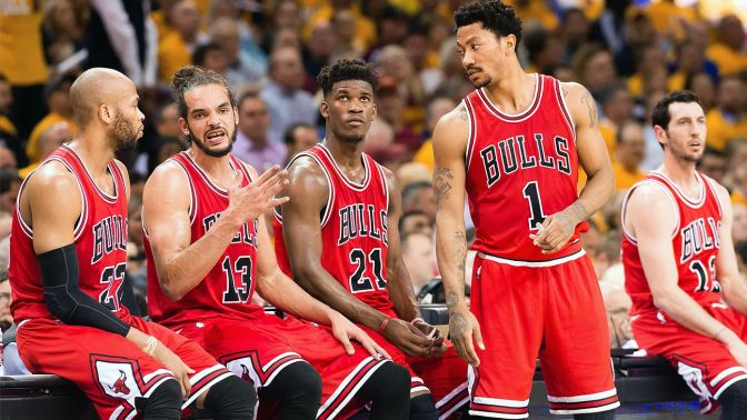 Bulls Midseason Breakdown