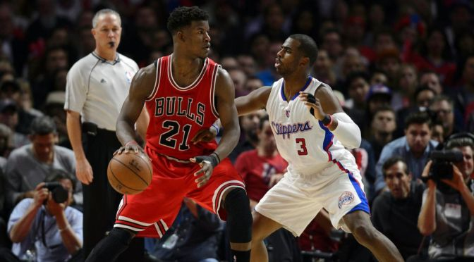 BULLet Points: Clippers embarrass Bulls with huge game from bench