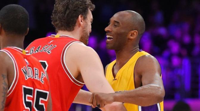 BULLet Points: Bulls easily take care of Kobe, Lakers