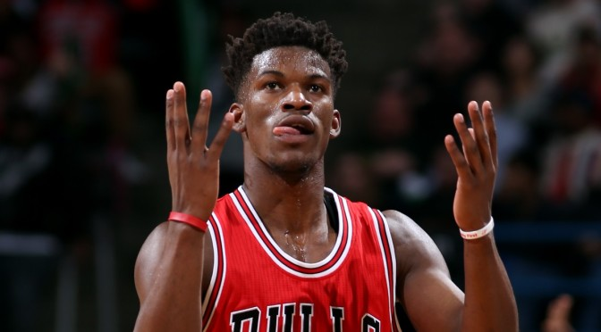 BULLet Points: Jimmy Butler goes Super Saiyan