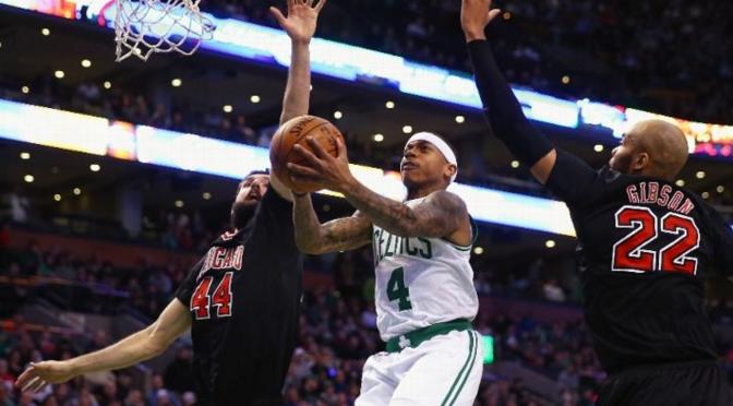 BULLet Points: Bulls comeback falls short in loss to Celtics
