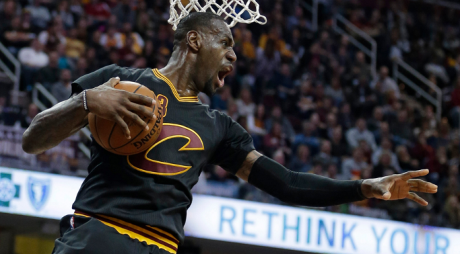 BULLet Points: Bulls stand pat at trade deadline, get smoked by Cavs