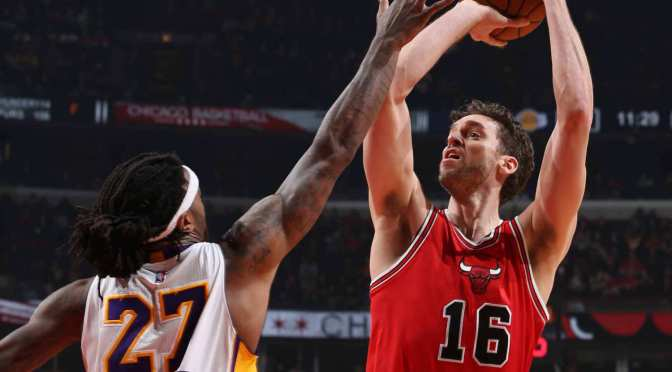 Defense is not the only issue for Pau Gasol