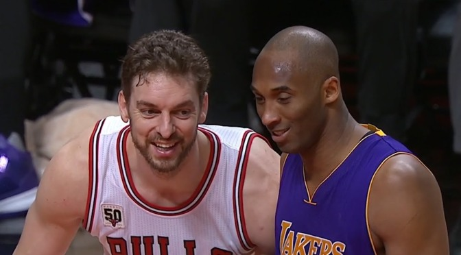 BULLet Points: Bulls hold off Lakers in Kobe's final trip to United Center