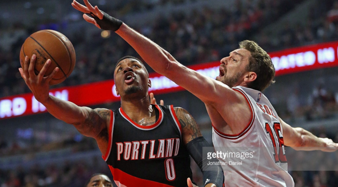 BULLet Points: Shorthanded Bulls come up short against Blazers