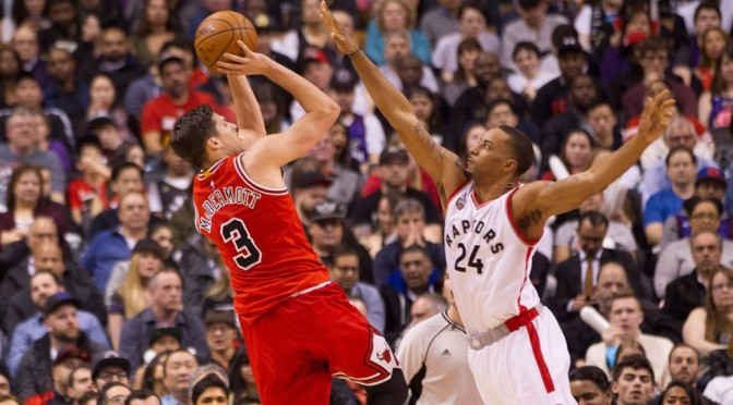 BULLet Points: Undermanned Bulls hang on in Toronto