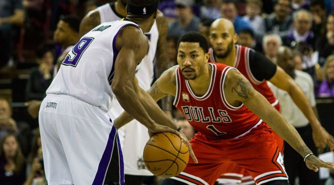 BULLet Points: Balanced Bulls attack too much for the Kings