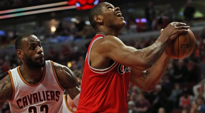 BULLet Points: Bulls deliver completely empty signature victory