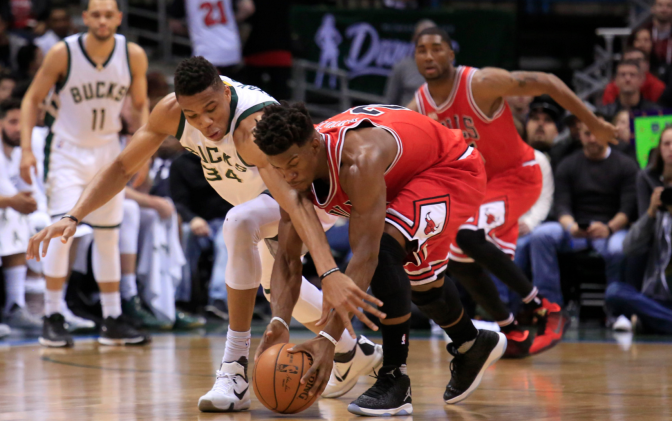 BULLet Points: Bulls handle Bucks, but is it too late?