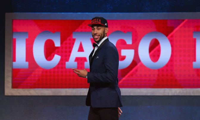 The Bulls draft night was a success because they didn't trade Jimmy Butler