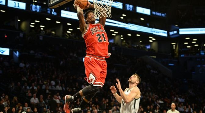 Note-A-Bulls: Bulls cut down the Nets to stay undefeated