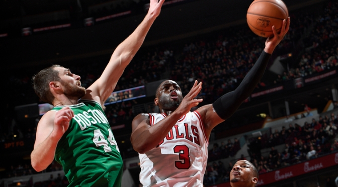 Note-A-BULLs: Chicago Bulls Take Season Opener Against Celtics