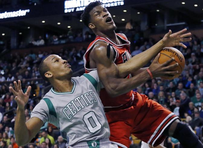 Note-A-Bulls: Bulls undefeated season screeches to a halt in Bean-Town