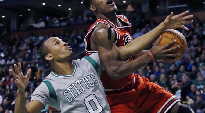 Note-A-Bulls: Bulls undefeated season screeches to a halt in Bean-Town