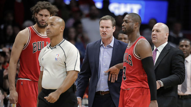 Note-A-Bulls: Bulls stumble late in LA as four game win streak comes to a halt