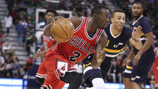 Note-A-Bulls: Win streak at 4 as Bulls win a slugfest over the Jazz