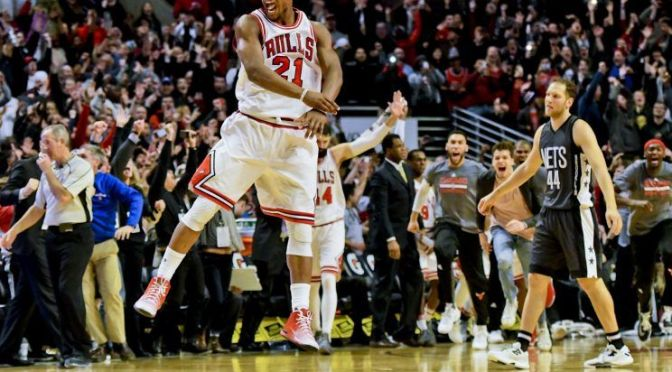 Note-A-Bulls: Jimmy's heroics save the Bulls from embarrassing defeat