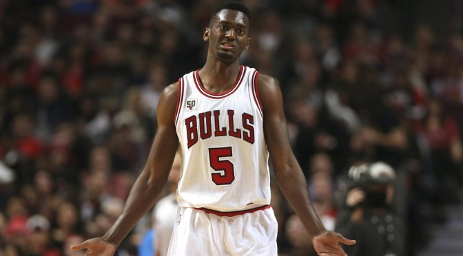 Note-A-Bulls: Bulls waste big games from Butler and Wade in home loss to Blazers