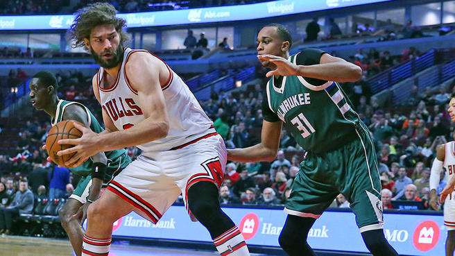 Note-A-Bulls: Bucks curb stomp Bulls for second straight night in 95-69 route