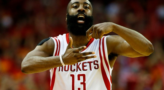 The Bearded Freakshow and the race for MVP with Mr. Triple Double