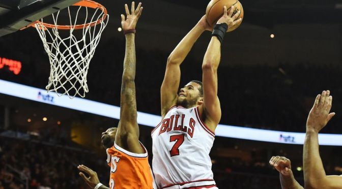 Note-A-Bulls: Bulls Bench Bests James and the Cavaliers