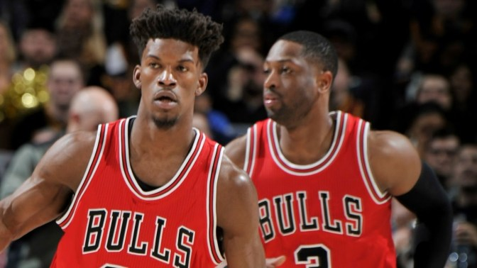 "Note-A-Bulls: Bulls Win 4th Straight, Top ""Kingless"" Cavs 117-99"