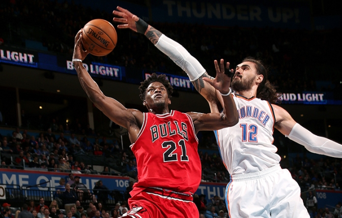 Note-A-Bulls: Bulls bring the noise in a blowout win over the Thunder