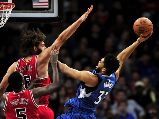 Note-A-Bulls: Defeated Bulls show no fight in embarrassing loss to Timberwolves